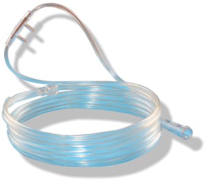 Nasal Cannula provided by Breckenridge Oxygen Rental